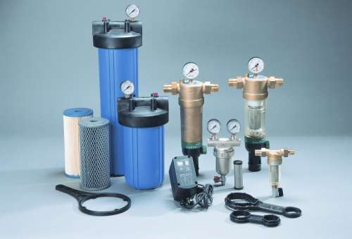 фильтр тонкой очистки холодной воды