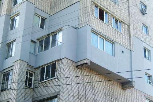 утепление фасада дома в Харькове