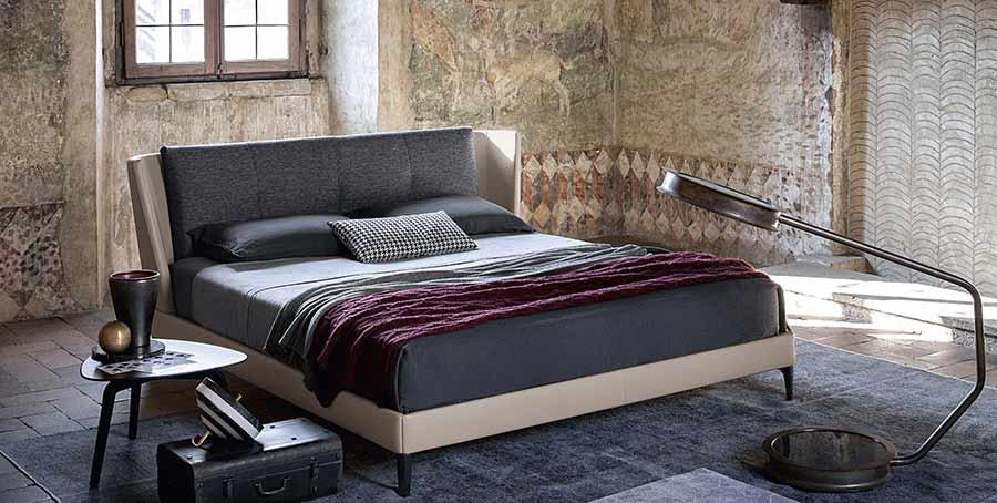 PoltronaFrau beds bretagne bed 1