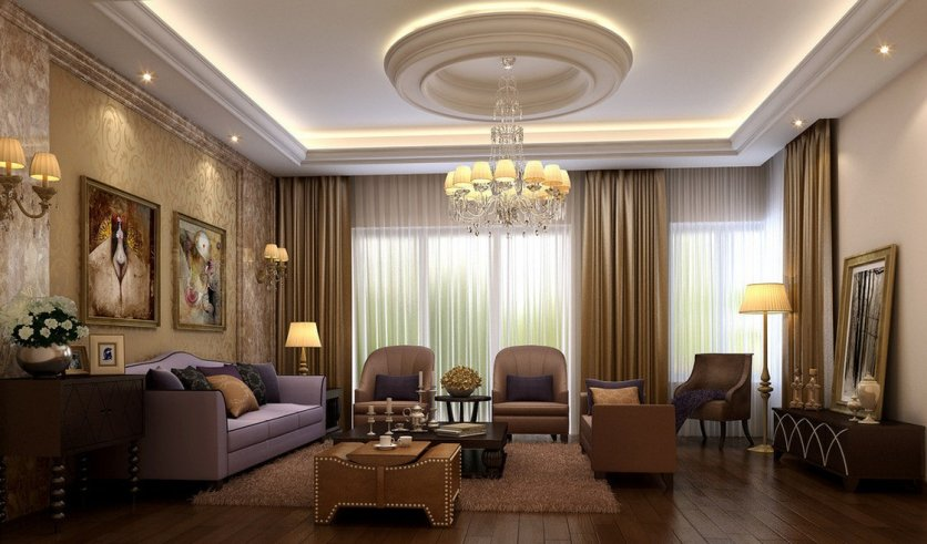 wonderful interior living room with lighted false ceiling how to decorate beautiful interiors living rooms with something different