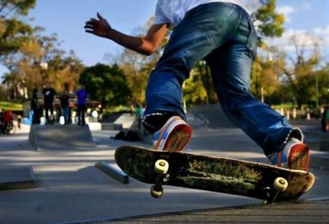 Если планируете обзавестись скейт-парком