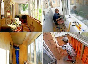 remont balkona